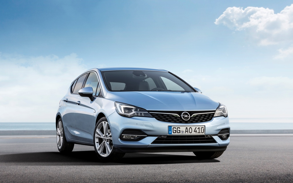 OPEL ASTRA 2020 Restyling (Info + Fotos) Opel-Astra-2020-5