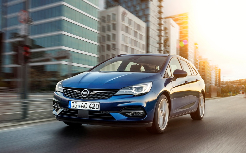 OPEL ASTRA 2020 Restyling (Info + Fotos) Opel-Astra-2020-7