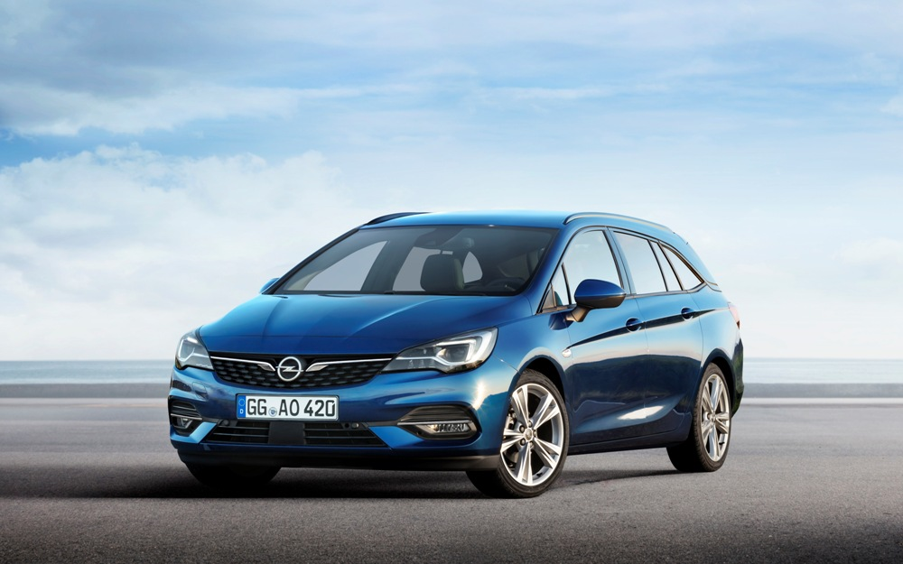 OPEL ASTRA 2020 Restyling (Info + Fotos) Opel-Astra-2020-8
