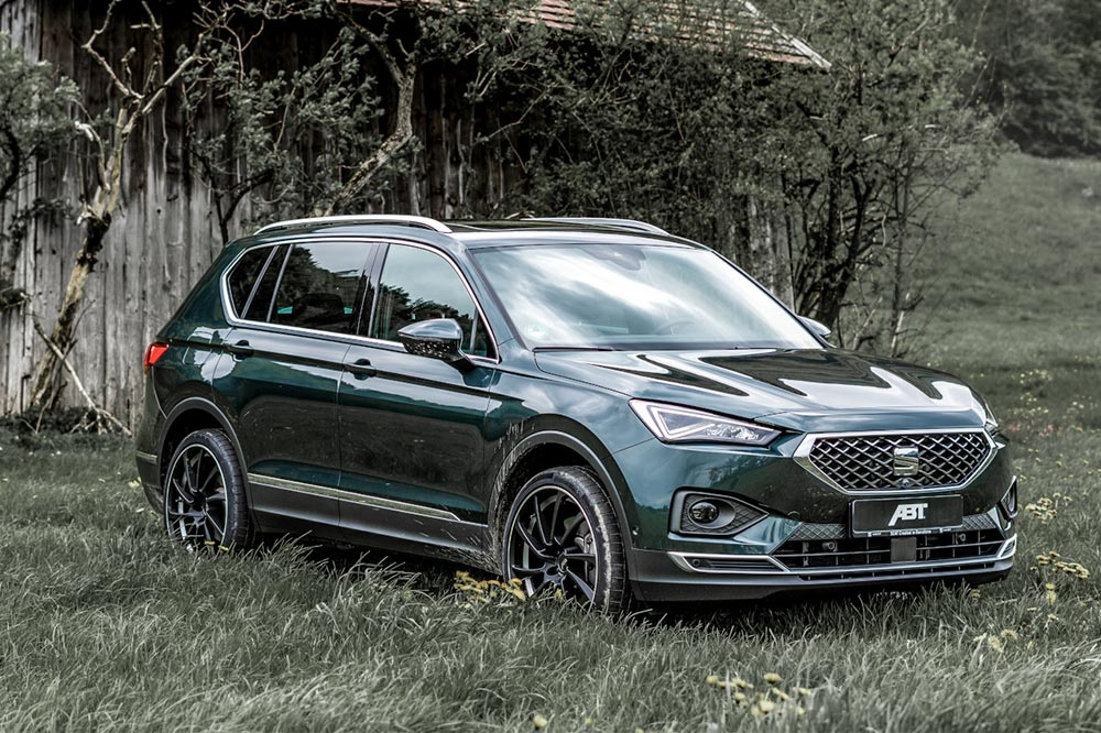 Seat Tarraco ABT frontal