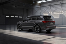 coches electrificados Seat tarraco