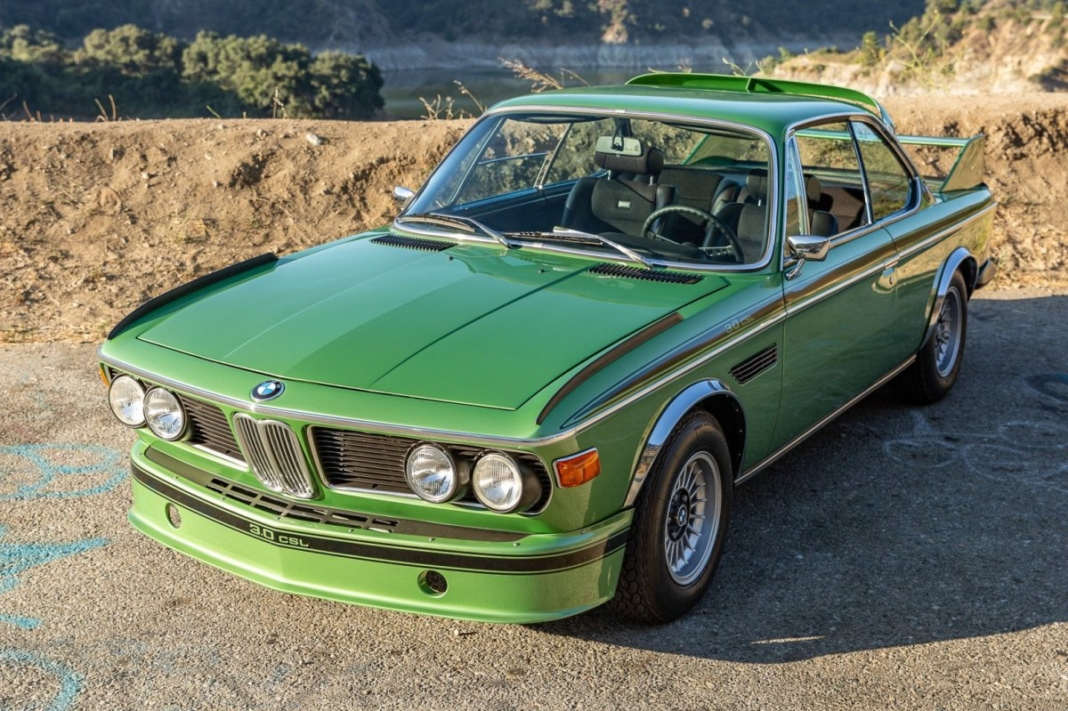 Subasta BMW 3.0 CSL Batmobile 1974