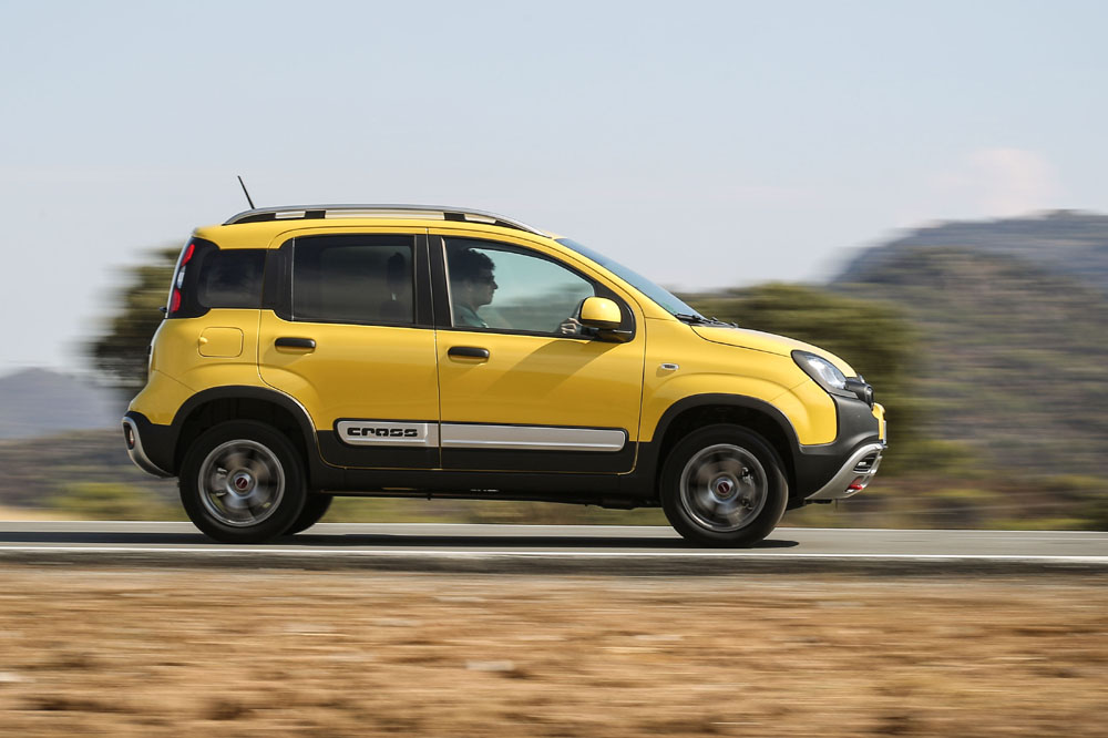Fiat Panda Cross lateral