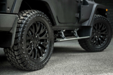 Chelsea Truck Company Jeep Wrangler Military edition