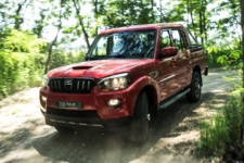 Prueba Mahindra GOA Pik-up Plus 2019
