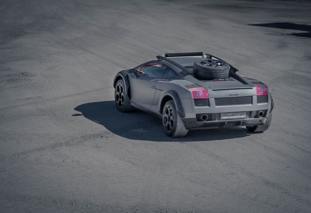 Venta Lamborghini Gallardo off-road