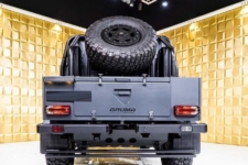 Mercedes G500 4×4² blindado