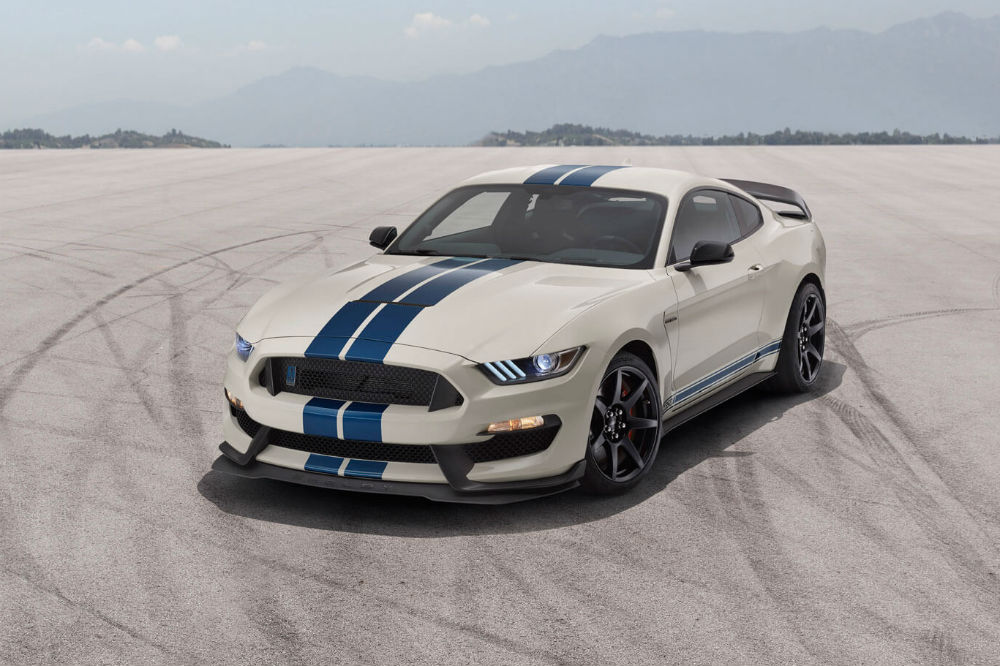 Ford Mustang Shelby Gt350 Heritage Edition Package En