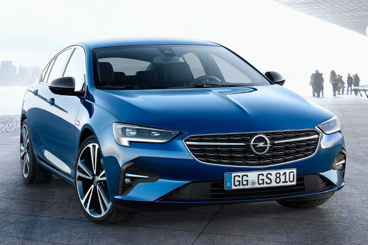 2020 New Opel Insignia New Model and Performance