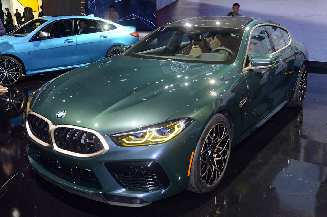 foto del BMW M8 Gran Coupe First Edition 8-Of-8