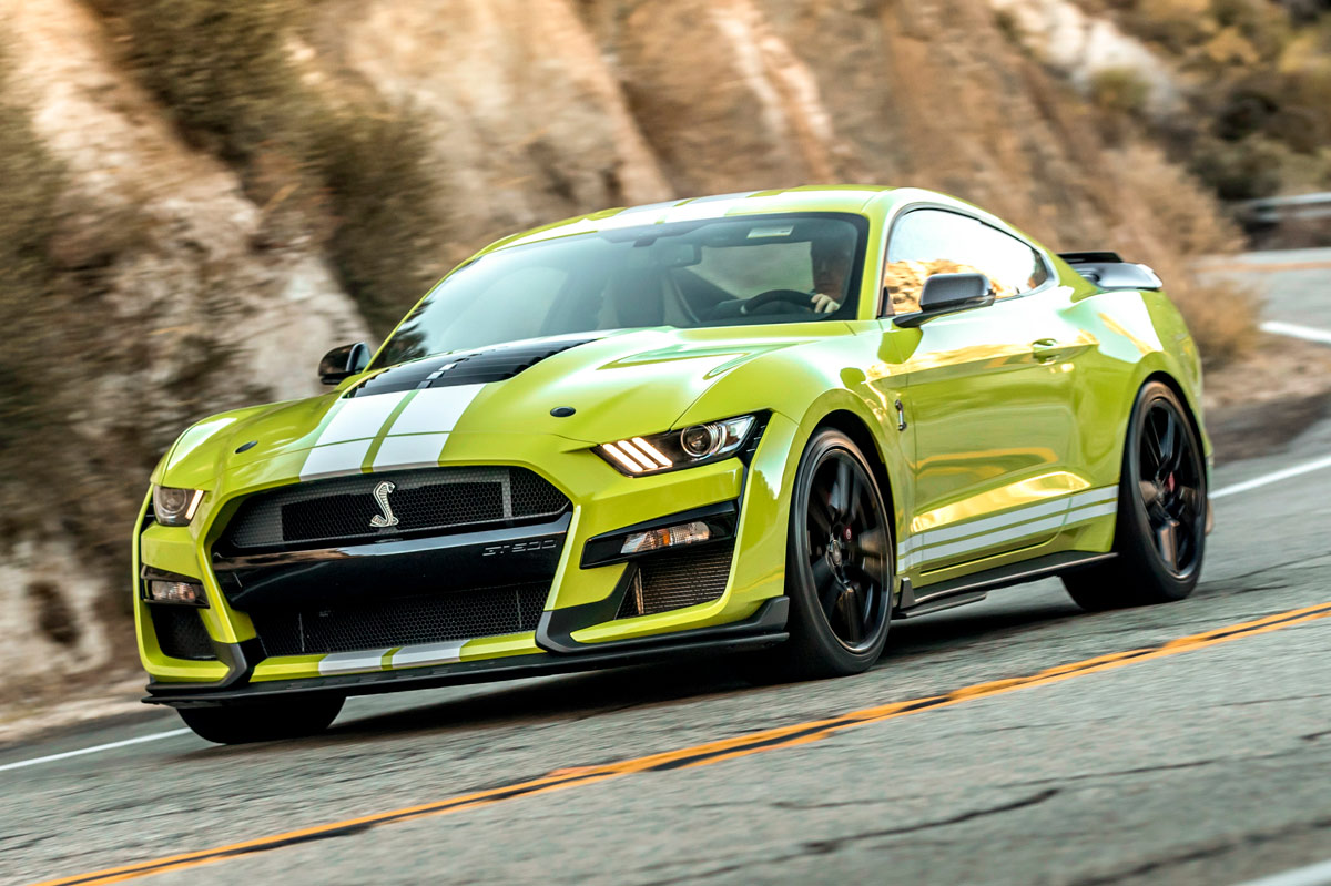 Prueba Ford Mustang Shelby Gt500 2020 Periodismo Del Motor