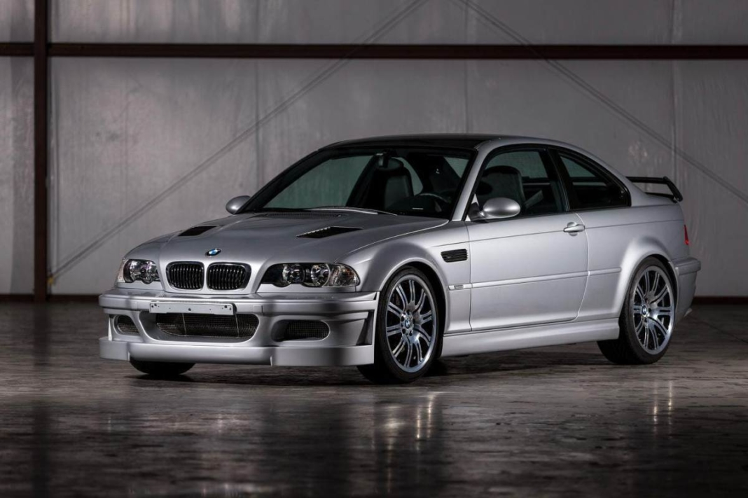 BMW M3 GTR Strassenversion 2001