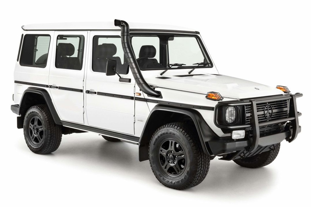 Mercedes Clase G Professional
