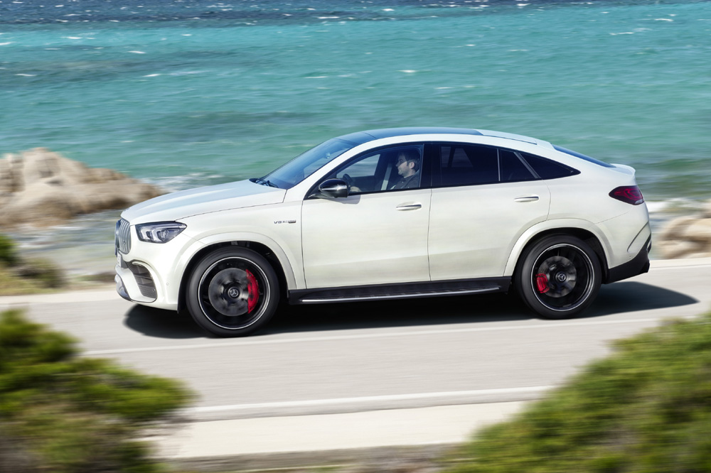 Mercedes-AMG GLE 63 Coupé 2020 lateral