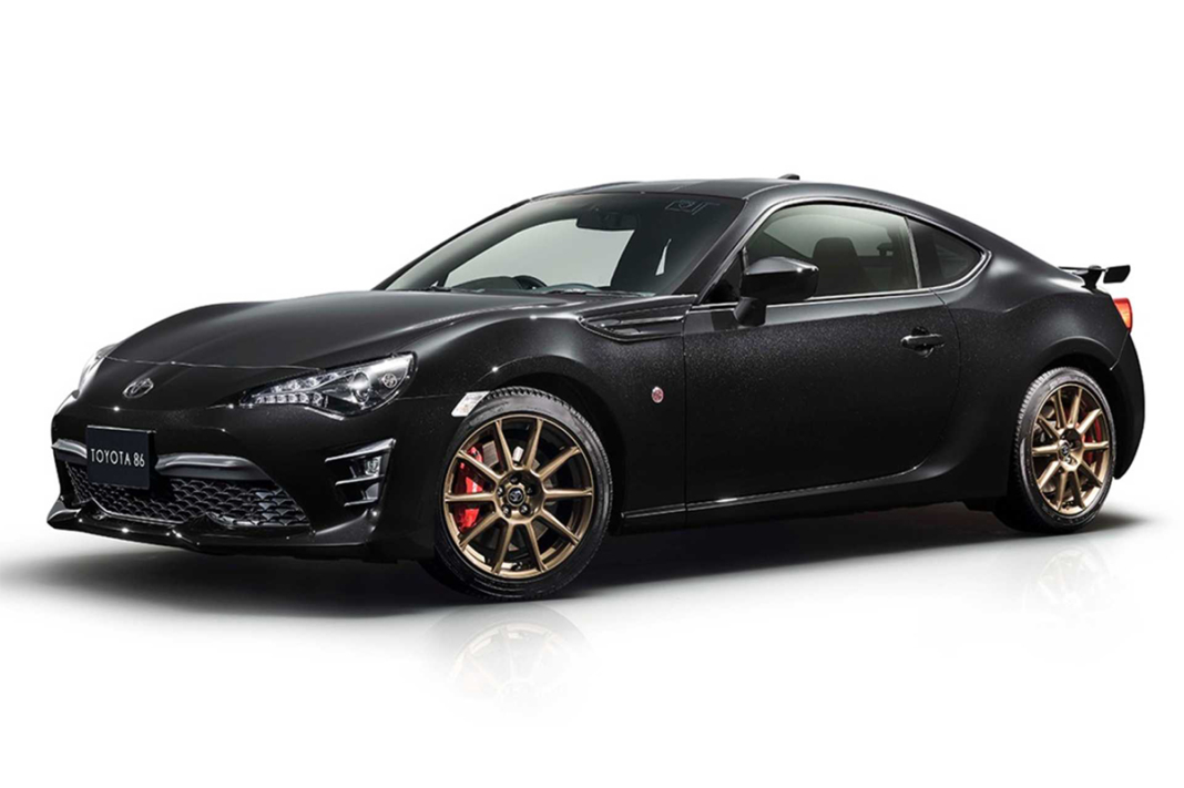 Toyota GT86 Black Limited