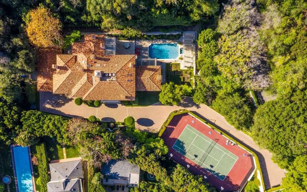 Vende mansion Lee Iacocca