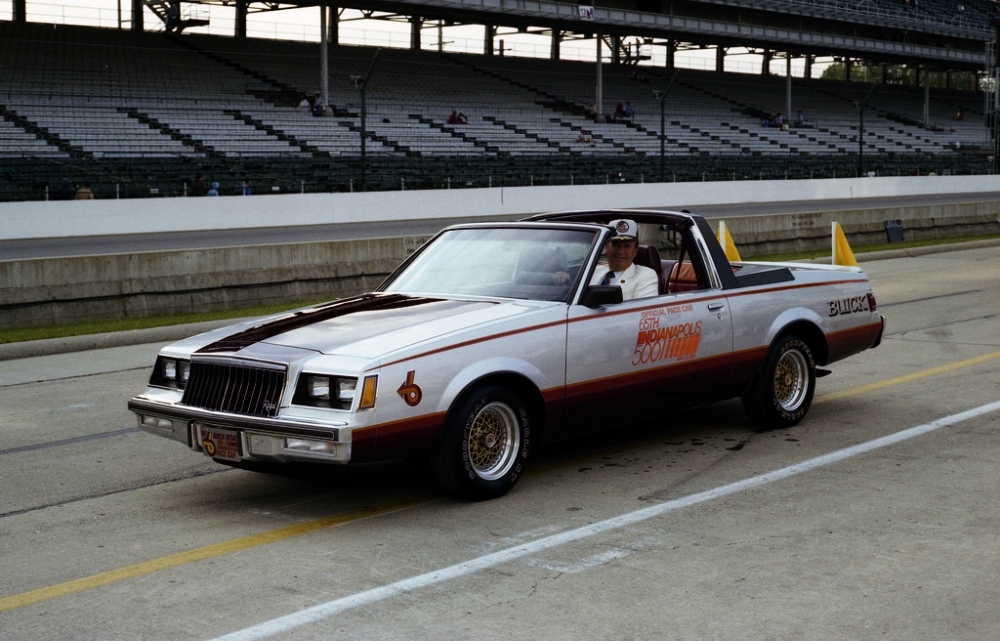Buick Regal Indy 500 Pace Car 1981