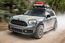 MINI Countryman by X-Raid