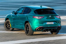 Alfa Romeo Stelvio Quadrifoglio 2020
