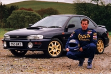 Subaru Impreza Turbo McRae Series