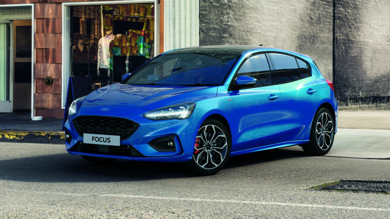 2021 Ford Focus New Concept