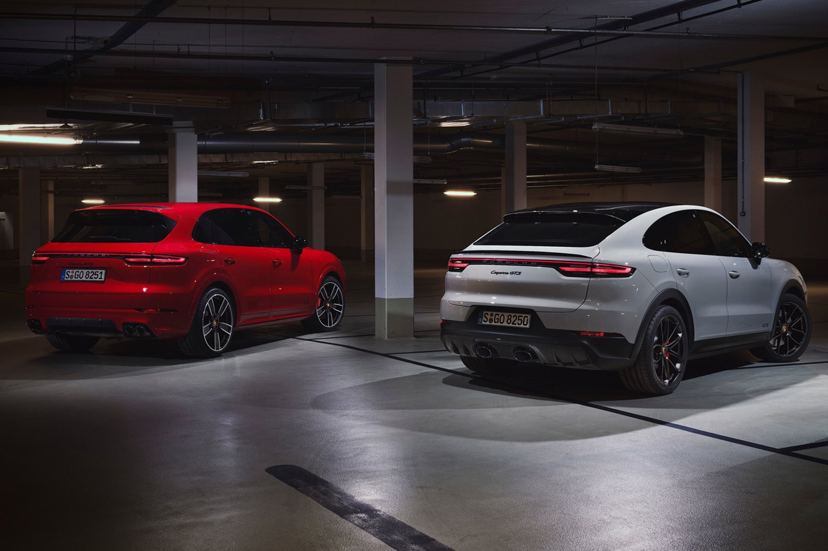 porsche cayenne gts y cayenne gts coupe 2020