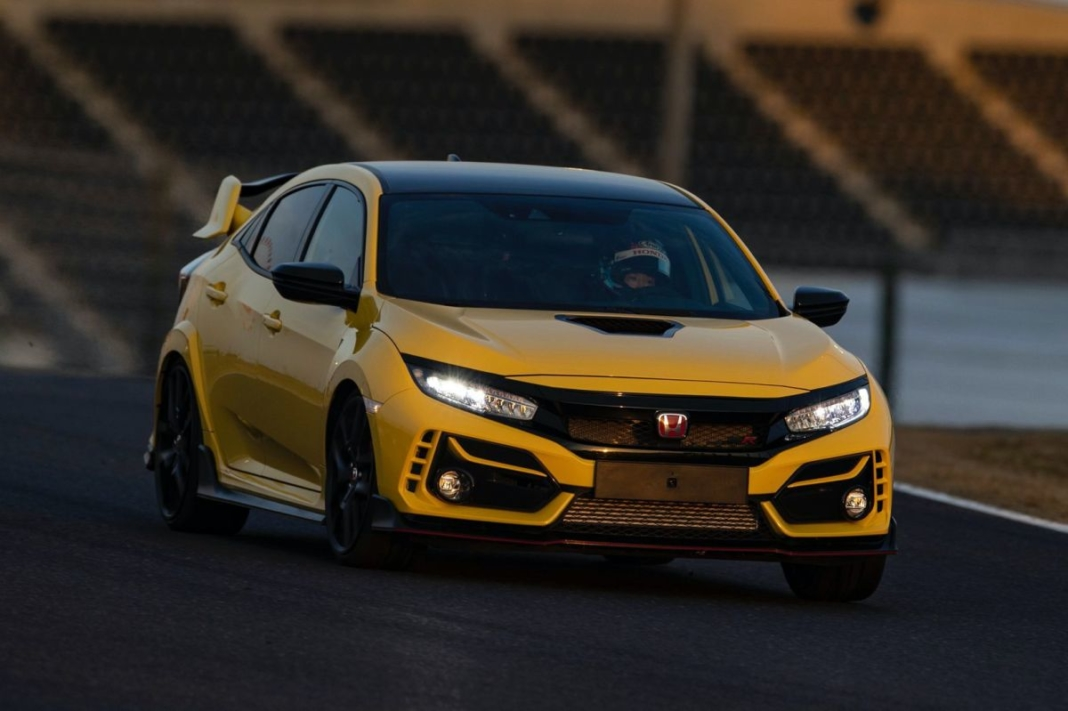 Honda Civic Type R Limited Edition Suzuka