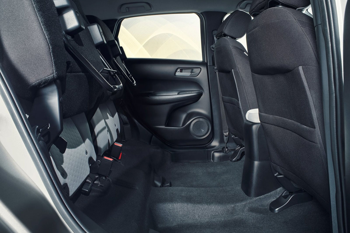 honda magic seats del Honda Jazz e:HEV 2020
