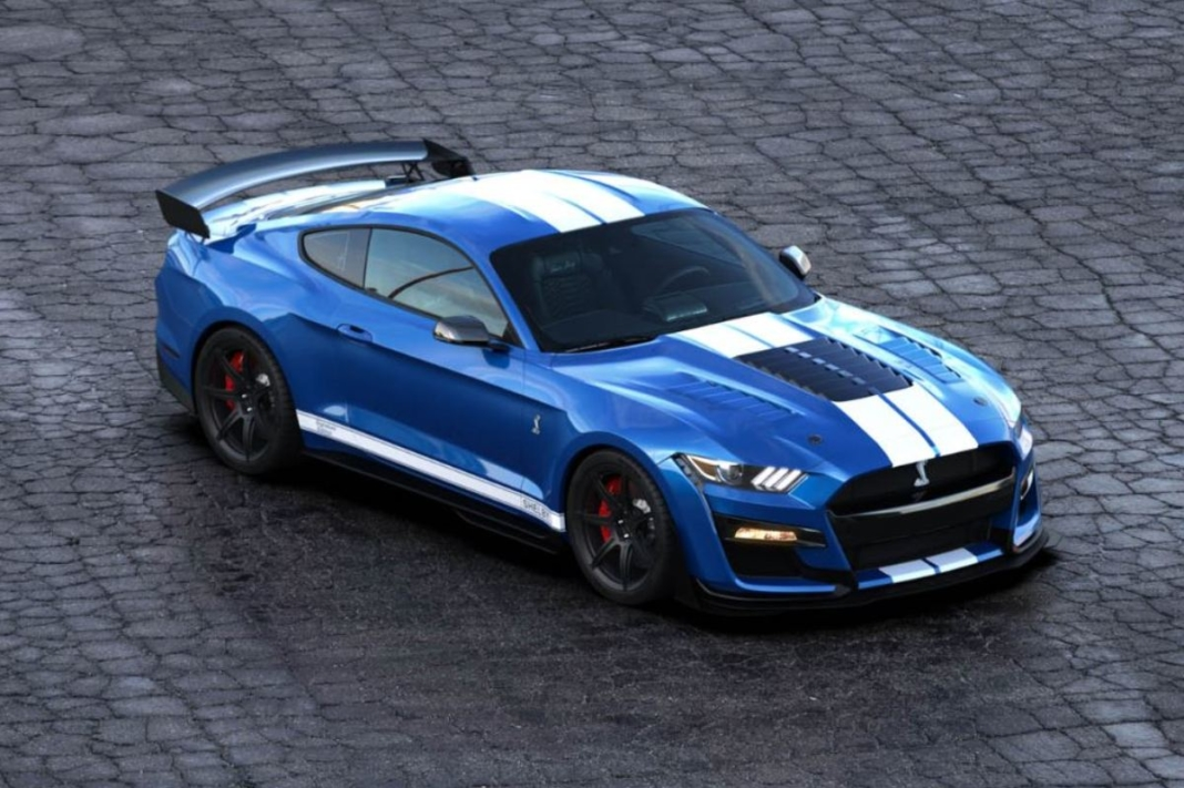 Shelby Mustang Signature Edition