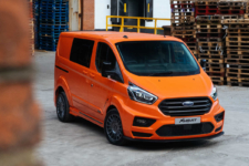 Ford Transit colores rallyes