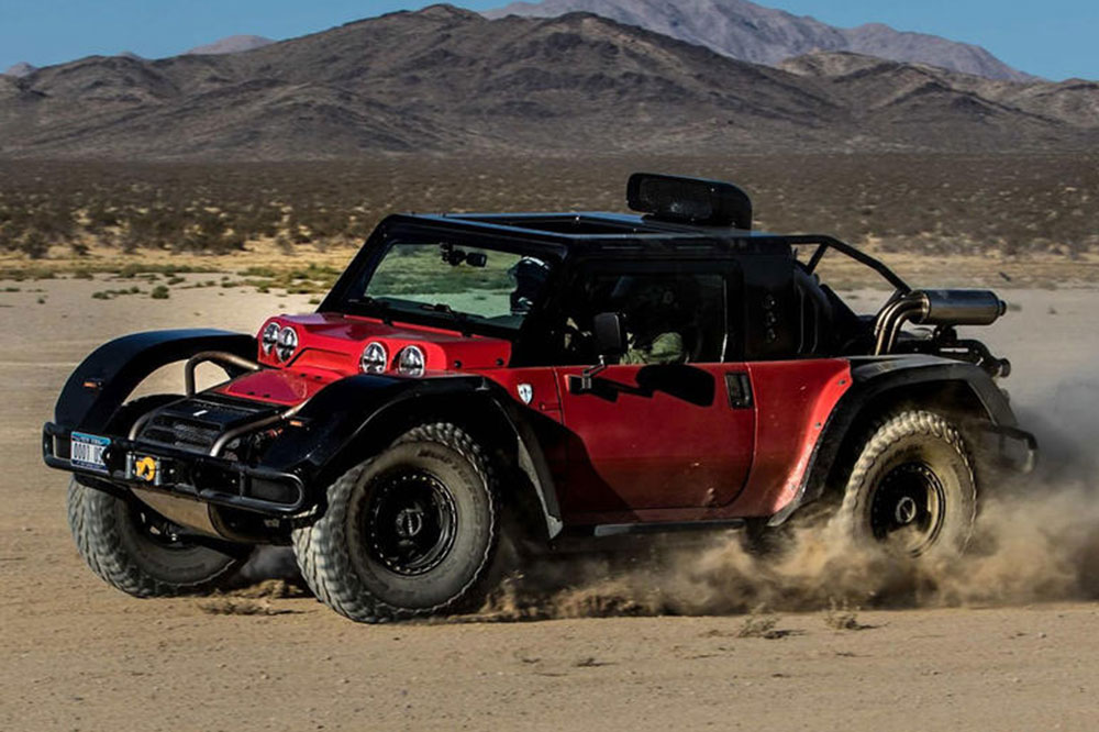 coches off-road brutales