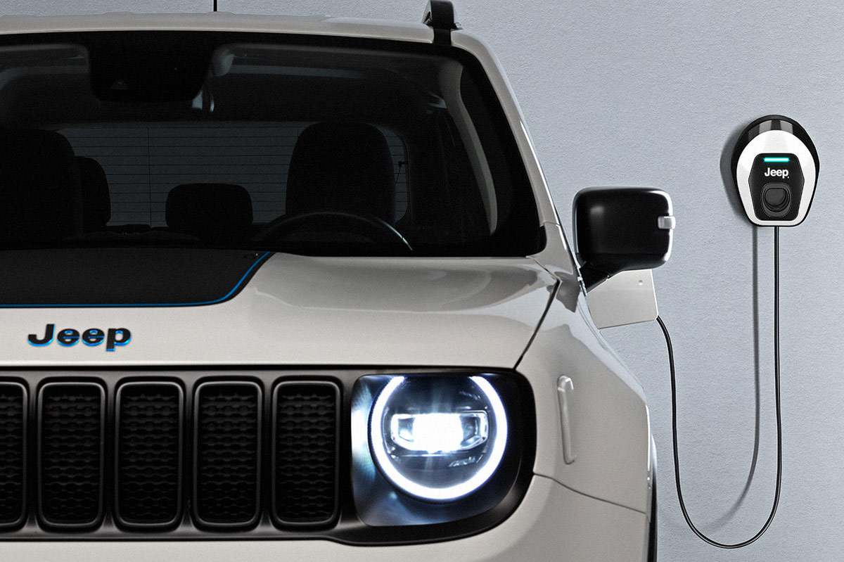 Jeep frontal