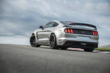 Ford Mustang Shelby GT350 y GT350R