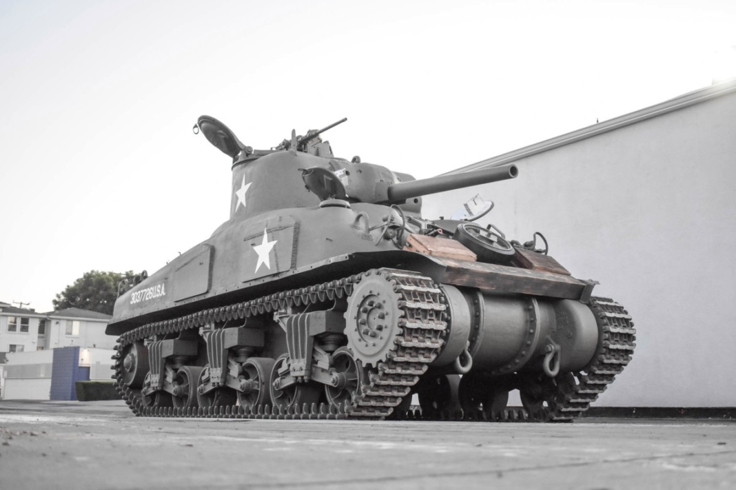 Venta tanque M4A1 Grizzly 1943