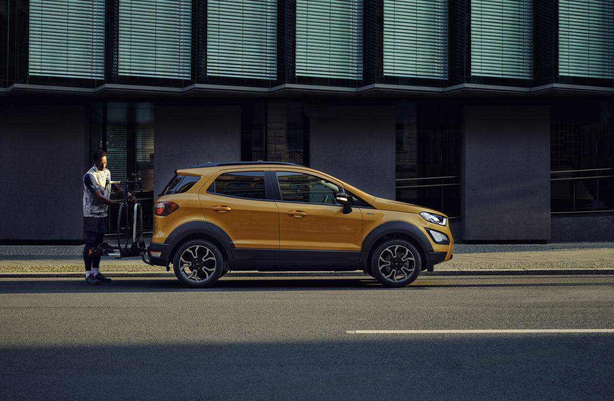 Ford EcoSport Active lateral