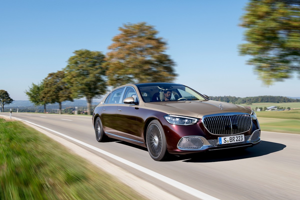 Clase S Mercedes-Maybach 2021