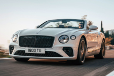 prueba Bentley Continental GT Convertible W12