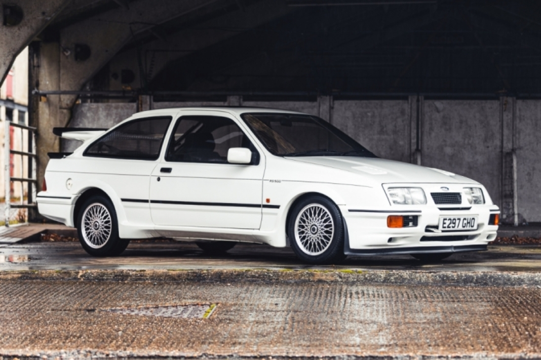 subasta ford sierra rs500 cosworth 1987
