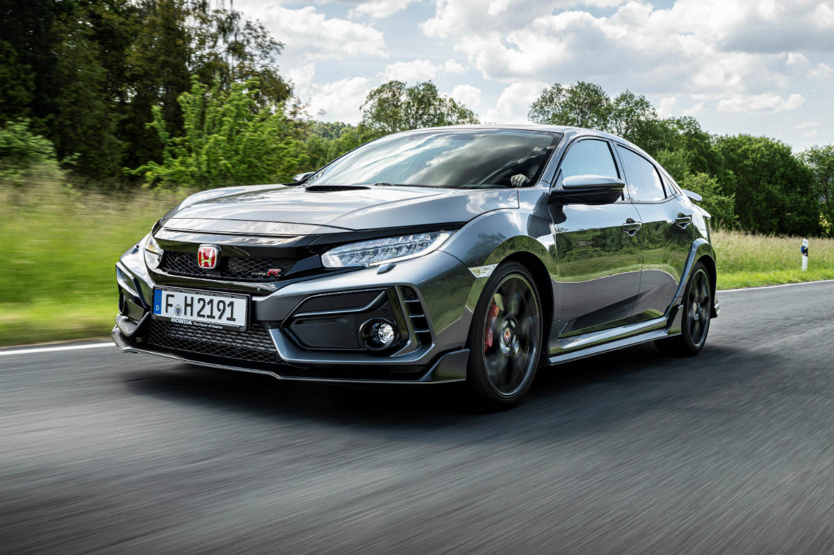 Honda Civic Type R Limited Edition y Civic Type R Sport Line