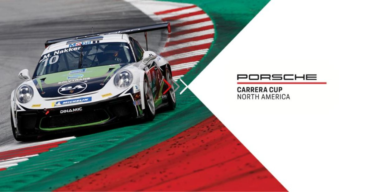 Porsche Carrera Cup North America 2021