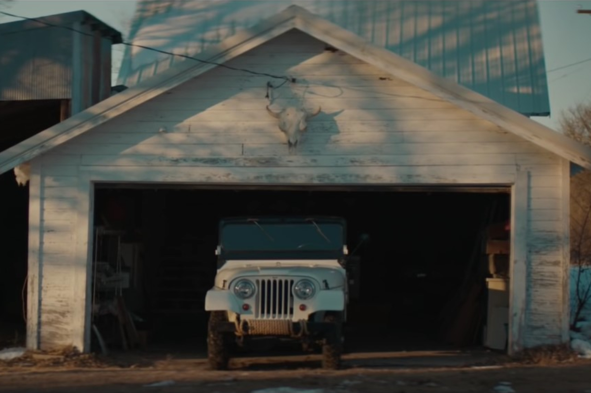 Anuncio de Jeep y Bruce Springsteen en la Super Bowl