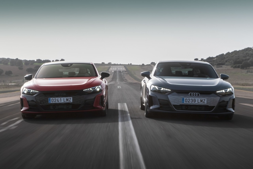 Audi driving experience 2021