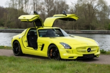 Venta Mercedes SLS AMG Electric Drive 2013
