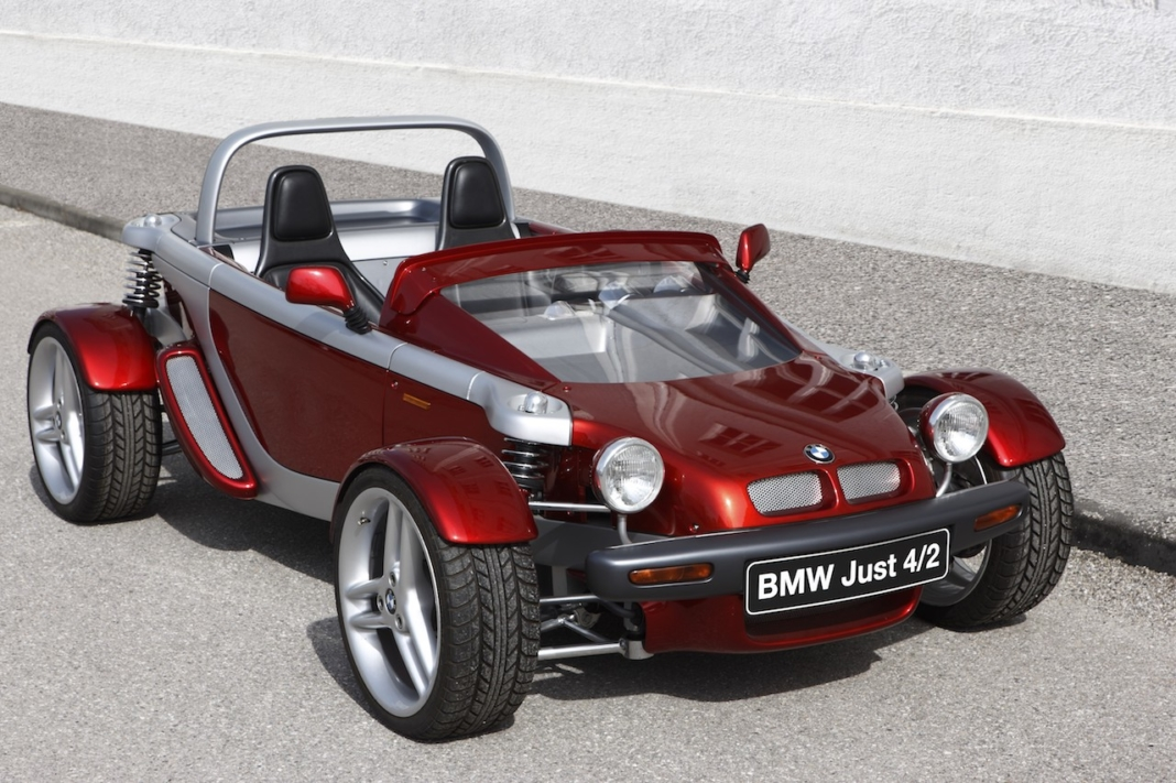 BMW Just 4-2 Concept
