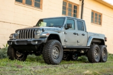 Jeep Gladiator 6x6 Next Level