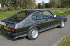 subasta ford capri 2.8 injection 1981 henry ford II