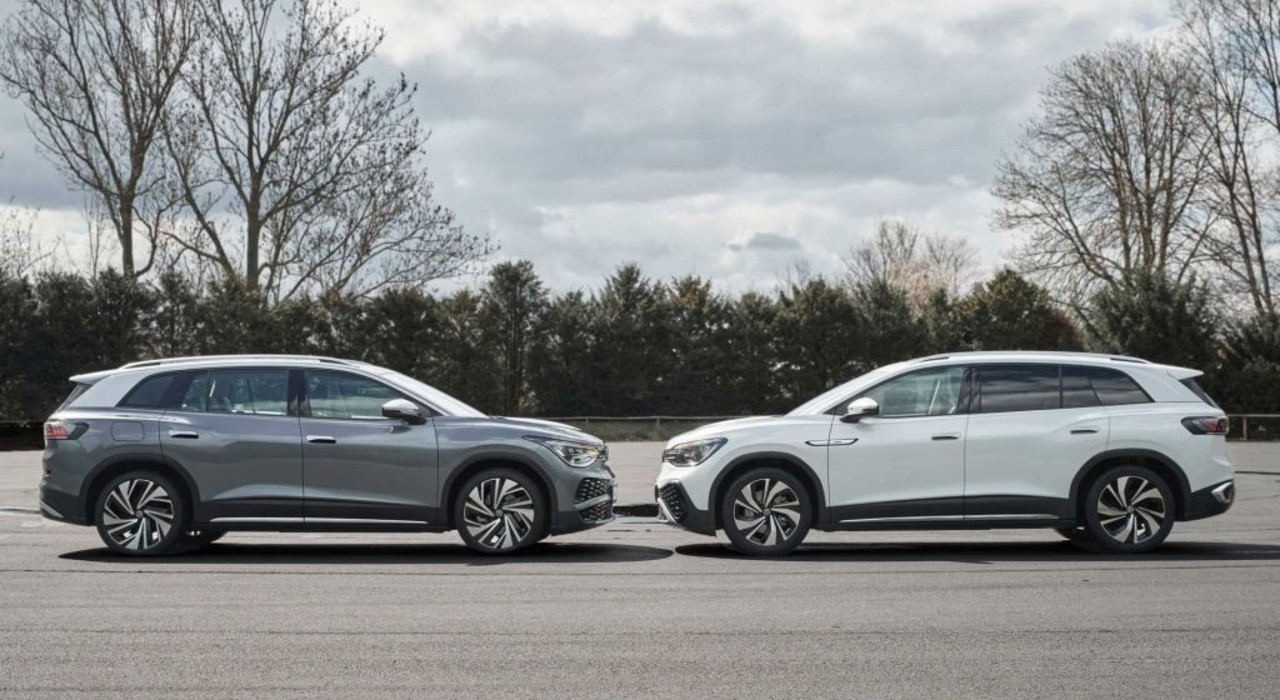 Volkswagen ID.6 lateral