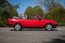 Ford Escort Cabriolet lateral