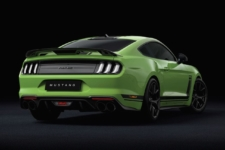 Ford Mustang R-Spec 2021