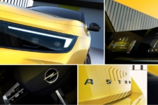 opel astra 2022 collage